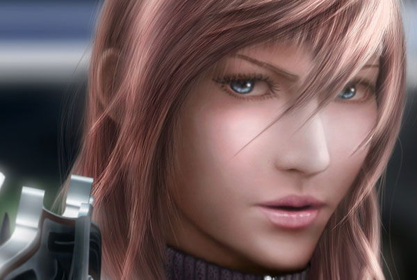 Final Fantasy – Lightning