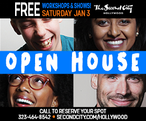 Second City Open House