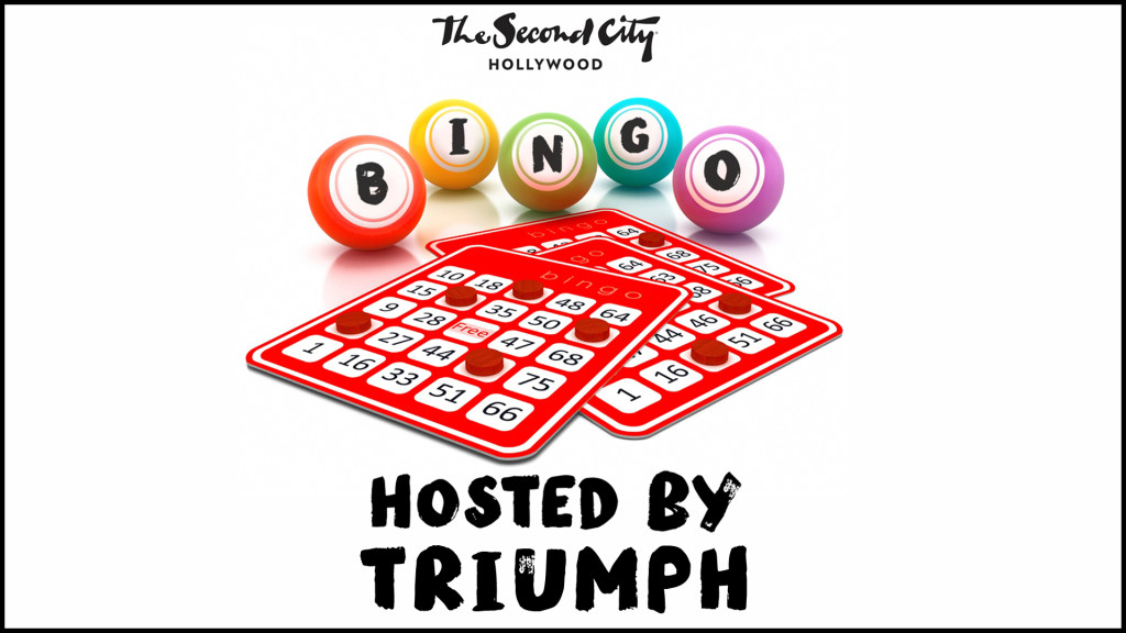 Second City Bingo