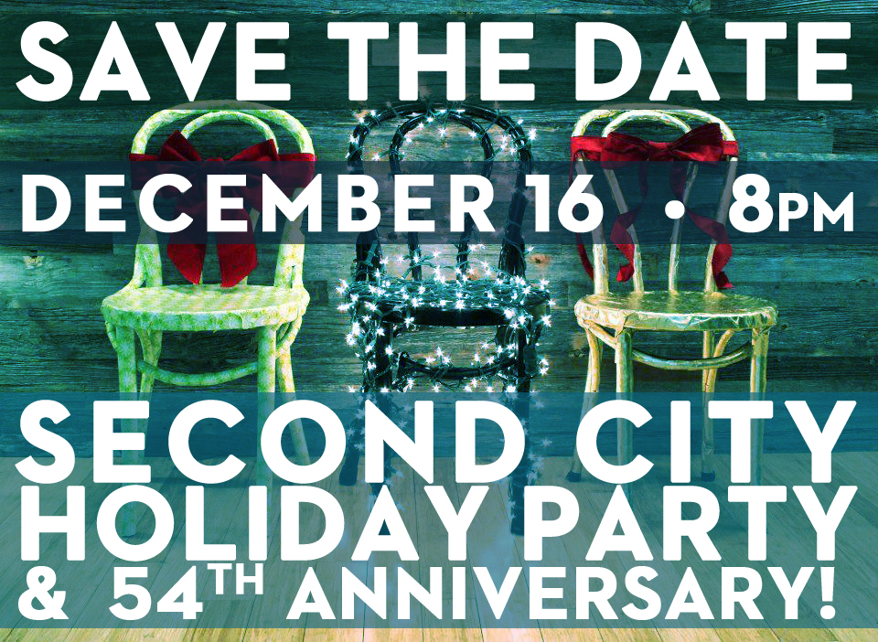 Second City Holiday Party